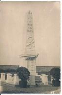 Carte Phot 79 Mauzé Le Monument Aux Morts - Mauze Sur Le Mignon
