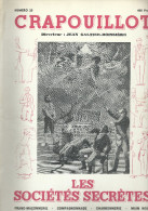 """Franc-Maçonnerie : Crapouillot 1952/53 """"Les Sociétés Secrètes"""" - Geheimleer"""