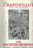 """Franc-Maçonnerie : Crapouillot 1952/53 """"Les Sociétés Secrètes"""""""