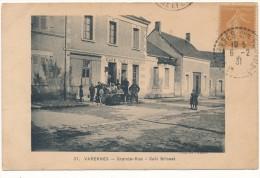 VARENNES - Grande Rue, Café Brisset - Autres Communes