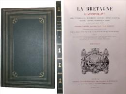 PRIX EN BAISSE + ENVOI GRATUIT EN FRANCE !!! SUPERBE GRAND LIVRE BRETAGNE FINISTERE - Bretagne