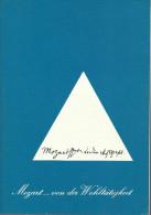 """Franc-Maçonnerie : Mozart ... Von Der Wohltatigheit"""" , 1991 (fête De L'entrée De Mozart à La Loge De Vienne), 115 Pages - Esotérisme"""