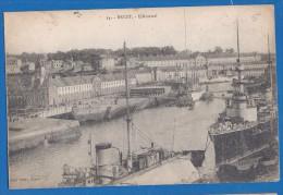 CPA - FINISTERE - BREST - L'ARSENAL - Bateaux - édition Du Grand Bazar Brest / 24 - Sin Clasificación