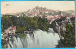 JAJCE - Waterfall ( Bosnia And Herzegovina ) * Not Travelled * Waterfalls Fall Falls Cascade Wasserfall Cascata Cascada - Bosnia And Herzegovina