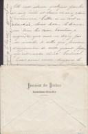 Belgium PENSIONAT Des Religieuses URSULINES, SAVENTHEM 1923 Cover & Lettre (2 Scans) - Belgien