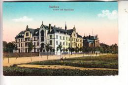 6630 SAARLOUIS, Kloster & Gymnasium, 1918 - Kreis Saarlouis