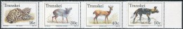 Transkei 1988. Michel #226/29 MNH/Luxe. Animals (Ts17) - Timbres