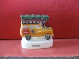 f�ve safari camion s�rie Africa  2002 - f�ves - rare
