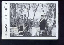 CP (85) Sainte Hermine  -  Orchestre Juan Florès - Sainte Hermine
