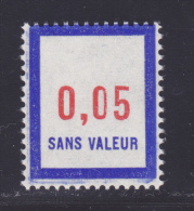 FRANCE FICTIF N° F140 ** MNH Timbre Neuf Sans Charnière, TB - Ficticios
