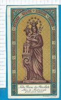 Holycard  O.L.V.   Des  Reccollets - Imágenes Religiosas