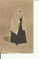 BiH1055   --   SARAJEVO   --  TURKIN AUF DER STRASSE  --  1925  --  STEMPEL  ,, MATATJA ,, ( JEWISH WORKING YOUTH ASSOCI - Bosnie-Herzegovine