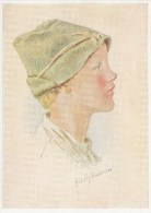 Künstler AK: Hedwig Von Schlieben - SEPPL - Karte Nicht Gel. - Andere Zeichner