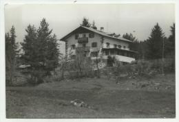 COLLALBO SUL RENON ALBERGO TANN NON VIAGGIATA F.G. - Bolzano (Bozen)