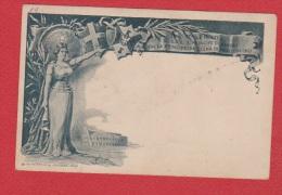 Italie  // Entier Postal // - Stamped Stationery