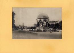 B0811 - Constantinople - La Fontaine Guillaume - Turquie