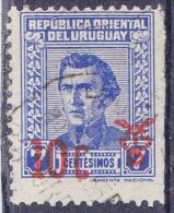 URUGUAY - 1965- Nr(s). Mi 1024 -L2 -   Ge.ARTIGAS - Gebruikt/Used  -- ° - Uruguay
