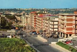 BENEVENTO-VIA NAPOLI-DISTRIBUTORE SHELL-PUBBLICITA' ALFA ROMEO - Benevento