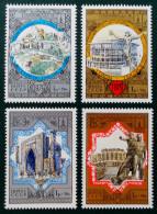 TOURISME SUIVANT L'ITINERAIRE DE LA CEINTURE D'OR 1979 - NEUFS ** - YT 4617/20 - MI 4875/77 - 1923-1991 USSR