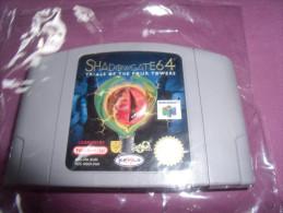 Jeu Shadowgate Nintendo 64 - Nintendo 64