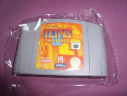 Jeu Tetris Challenge Nintendo 64 - Nintendo 64
