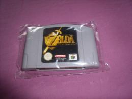 Jeu The Legend Of Zelda : Ocarina Of Time Nintendo 64 - Nintendo 64