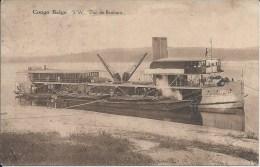 """CONGO BELGE   S/W """" Duc De Brabant"""" - Unclassified"""