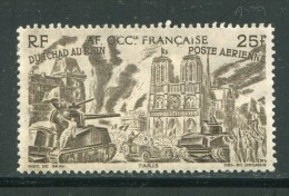 A.O.F- P.A Y&T N°9- Neuf Sans Gomme - A.O.F. (1934-1959)