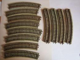 Marklin - Lot De 12 Rails 5100 - Voir Description - Rails