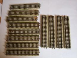 Marklin - Lot De 12 Rails 5106 - Voir Description - Rails