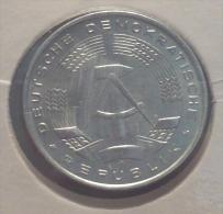 GERMANY DEM. REP.-GERMANIA DEMOCRATICA 10 PFENNIG 1968 PICK KM10 UNC - [ 6] 1949-1990 : RDA - Rep. Dem. Alemana