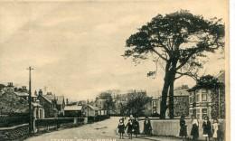 POST CARD STATION ROAD BIGGAR - Lanarkshire / Glasgow