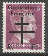 OCCUPATION FRANCAISE EN ALLEMAGNE  NEUF** LUXE SANS CHARNIERE Sign�  /  MNH / 2 SCANS