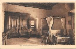 DEPT 67 - HAUT KOENIGSBOURG - La Chambre à Coucher - ENCH - - France