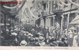 TARARE LA FETE DES MOUSSELINES UNIQUE AU MONDE 69 - Tarare