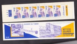 FRANCE / 1991 / Y&T N° 2689A ** Carnet Ou BC2689A ** (Journée Du Timbre 1991 : Tri Postal) - Gomme D'origine Intacte - Giornata Del Francobolli