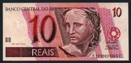 Brésil P 245Ak  10 Reais  2008 * UNC * N° E3230024366C . - Brasilien