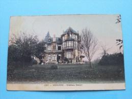 Château Dedyn ( 1207 ) Anno 1909 ( Zie/voir Foto Voor Details ) !! - Verviers