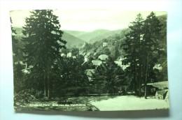 Altenbrak Harz - Blick Von Der Waldbühne - Altenbrak