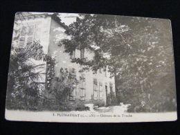 Cpa Du  22  Plumaugat -- Château De La Touche       PAR9 - France
