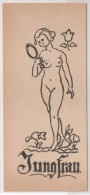 Signe Du Zodiaque - JUNGFRAU (VIERGE) -  (82109) - Ex-libris