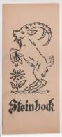 Signe Du Zodiaque - STEINBOCK (CAPRICORNE)  -  (82110) - Ex-libris