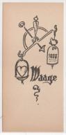 Signe Du Zodiaque -WAAGE (BALANCE) -  (82111) - Ex-libris