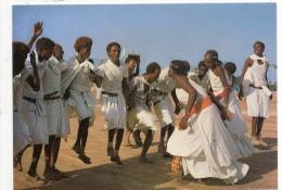 DJIBOUTI -  Danse Djiboudienne - Gibuti