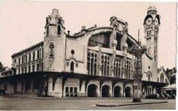 Cpsm ROUEN La Gare Rive Droite - Rouen