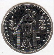 France - 1 Franc 1996 Rueff - SUP+ - France