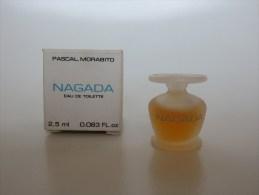 Nagada - Pascal Morabito - Miniatures Modernes (à Partir De 1961)