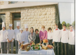 "Calvados : VILLERS BOCAGE : Hotel Restaurant "" Les Trois Rois "" - France"
