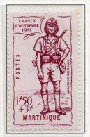 Martinique YT 187  XX/MNH - Neufs