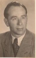 Photo Originale Homme Sur Papier Rigide - Portrait D'un Jeune  Homme Allemand - - Anonyme Personen